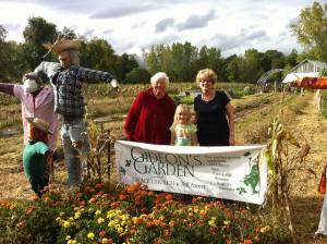 gideon's garden