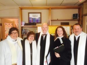 Westfield Clergy