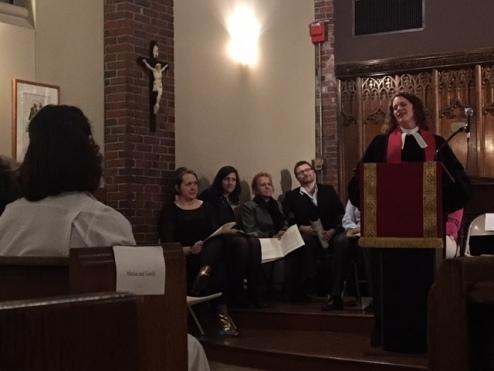 laura-preaching-marisa-egerstrom-ordination